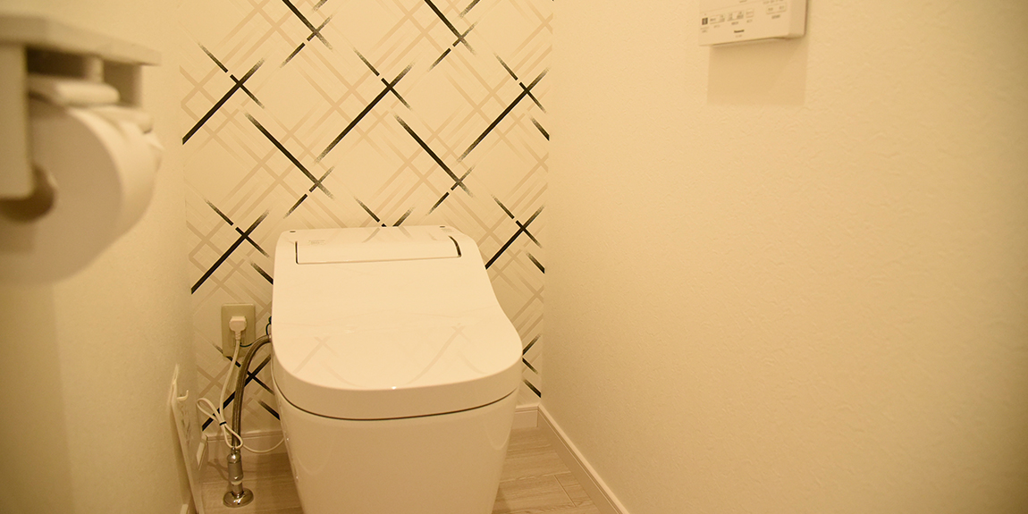 CARNA A ウォシュレット付トイレ